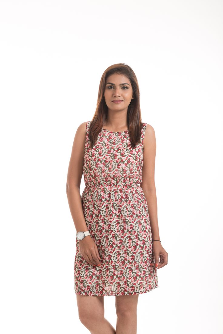 The Bohemian Floral Dress Collection-Always in Vogue