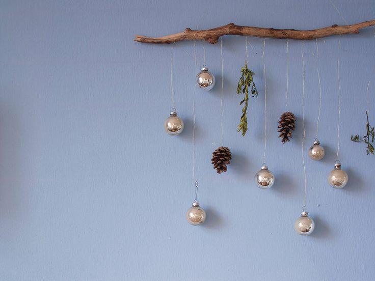 #Weihnachtsdeko selber machen #DIY #xmas #christmasdescoration #christmas #godjul