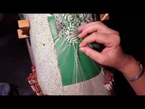 Puñetas hojas de la Corona de Laurel - YouTube