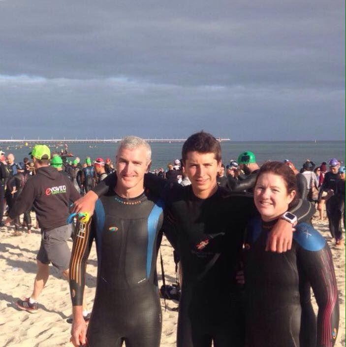 Plage de l'Australie  Australian beach