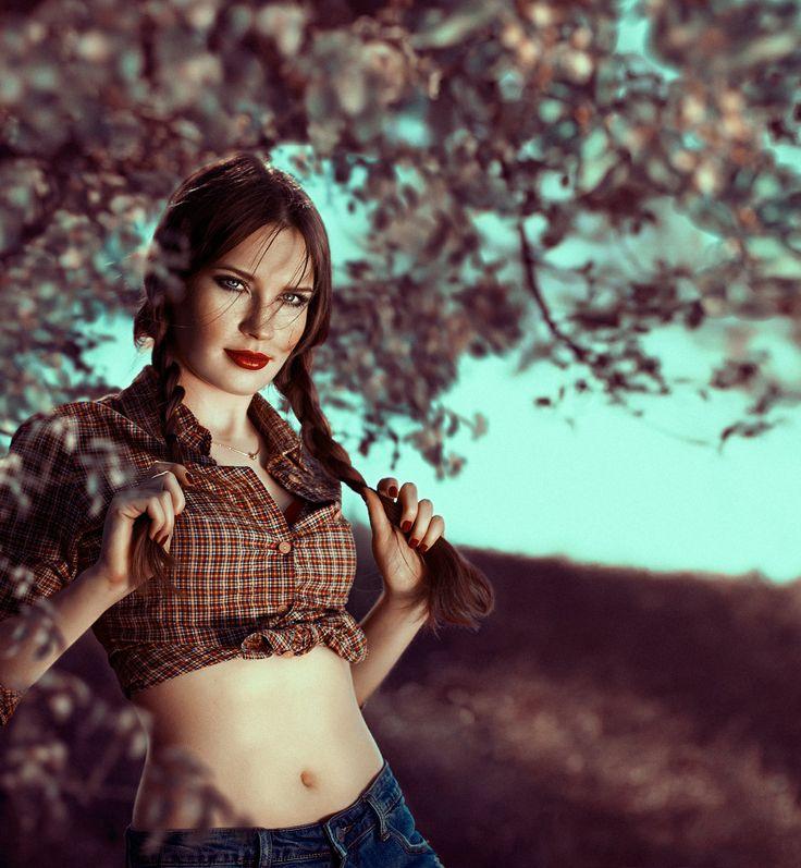 Crazy spring by Olga Tkachenko