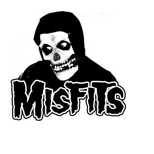The Misfits Skull Logo Best 25+ Misfit...