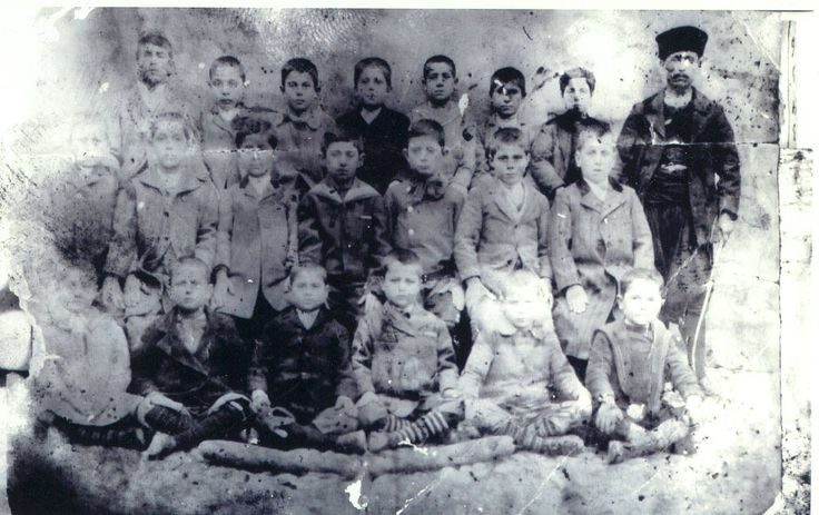 Boy's school, Moschonisi