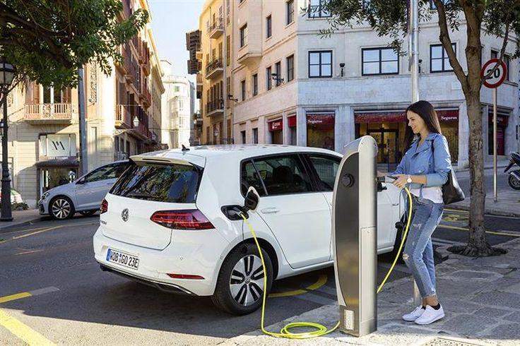Fin programmée de la Volkswagen e-Golf, bornes de recharge en Allemagne : l'essentiel de l'actu de ce mercredi