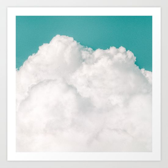 Cloud print - Society6.com