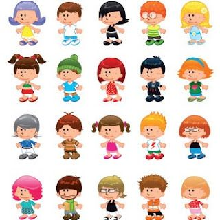 Mini personajes