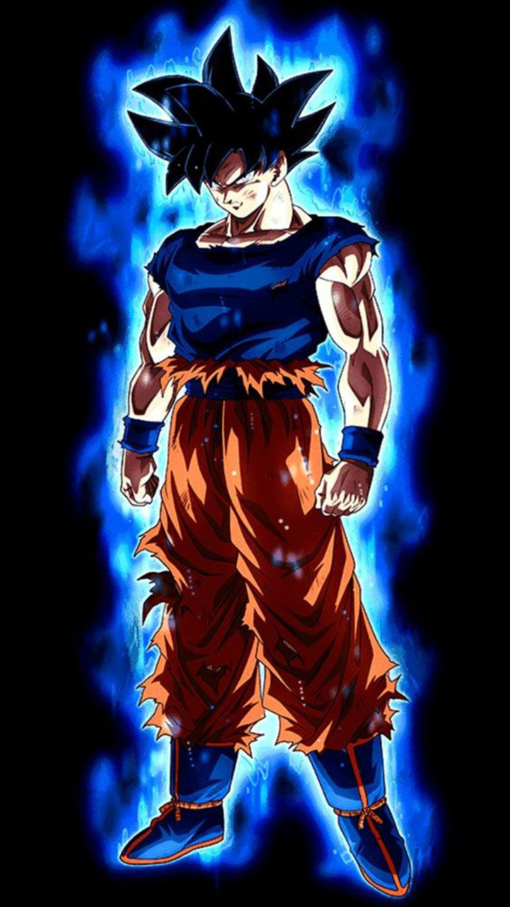 Goku Wallpaper 4k Dragon Ball Super Manga Anime Dragon Ball Super Goku Wallpaper