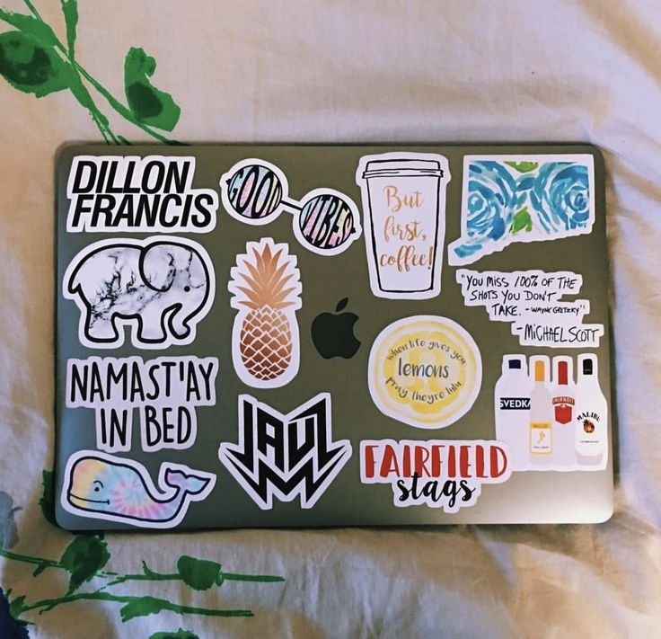 Laptop Stickers Redbubble Sticker Macbook Laptop Ideas Of