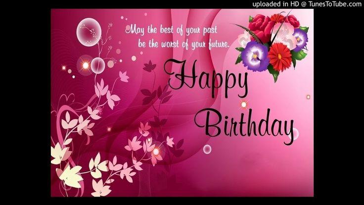 Happy Birthday/Gelukkige verjaardag/Bon anniversaire/Alles Gute zum Gebu...