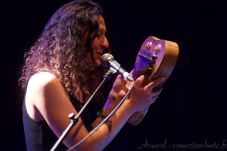 Photo concert de Ottilie B - Le Petit Duc - Aix en Provence - 14-05-2016