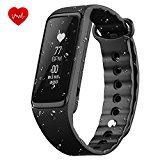 Fitness Tracker with Heart Rate Monitor, OMorc IP68 Waterproof 24-Hour Auto Activity Wristband Bracelet , Smart Bracelet with Walking and Running Pedometer, Sleep Monitor Calories Counter for iOS Android Smartphones (Weloop) - https://www.trolleytrends.com/?p=656364