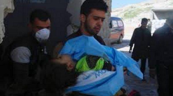 Confirma Francia que el régimen sirio perpetró ataque químico
