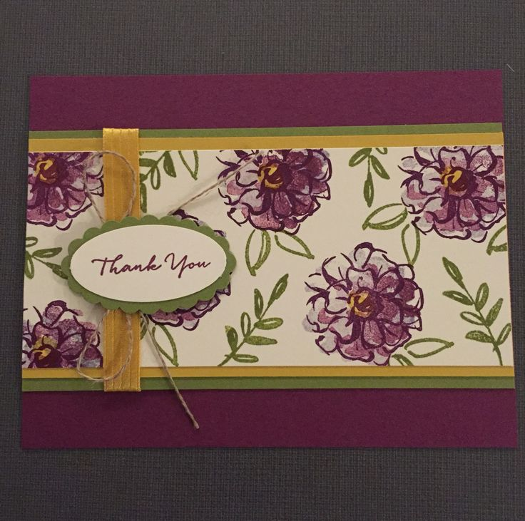 Stampin' Up! What I Love Sale-A-Bration Stamp set