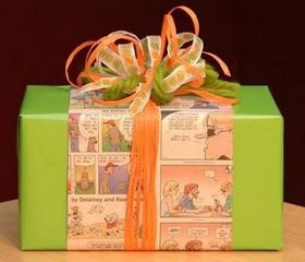 Design on Fire: Why Gift Wrapping is Important