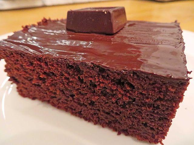Beste Kuchen: Der weltbeste Schokoladen - Blechkuchen