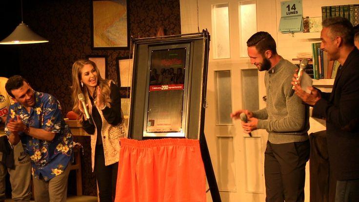 MIGUEL LAYÚN e INGRID MARTZ engalanaron la función especial de la comedia UNA SEMANA... ¡NADA MÁS! - http://masideas.com/2014/11/10/miguel-layun-e-ingrid-martz-engalanaron-la-funcion-especial-de-la-comedia-una-semana-nada-mas/
