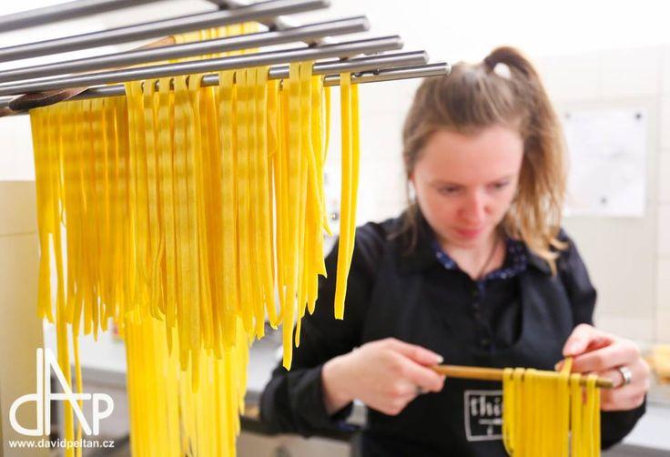 Super čerstvé těstoviny. #pasta #fresh #thirwinebar  http://www.thir.cz/