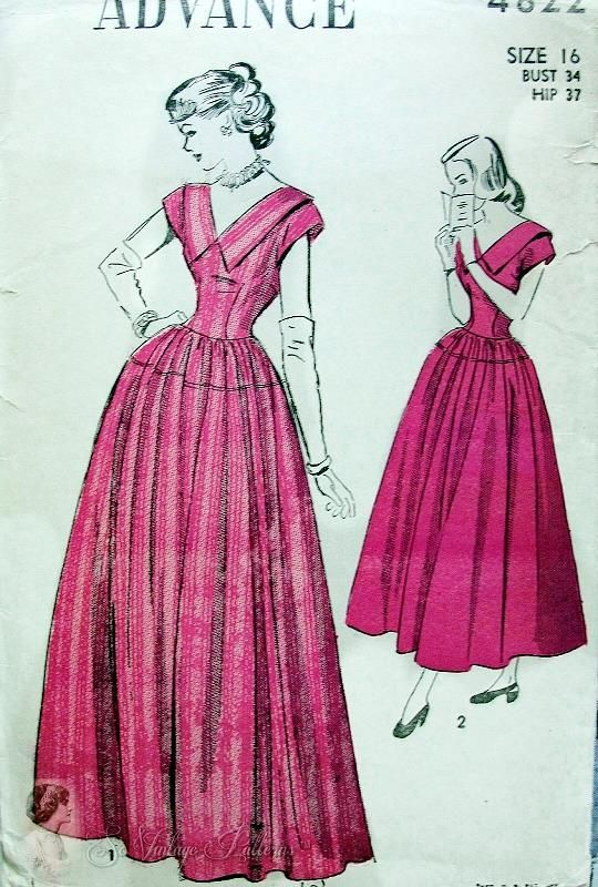 78 best 40s dresses images on Pinterest | 40s dress, 1940s and 1940s ...