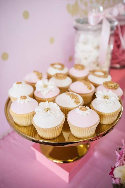 Little Big Company | The Blog: Beautiful Princess themed 1st birthday by Oh Feri - Party and Event Styling