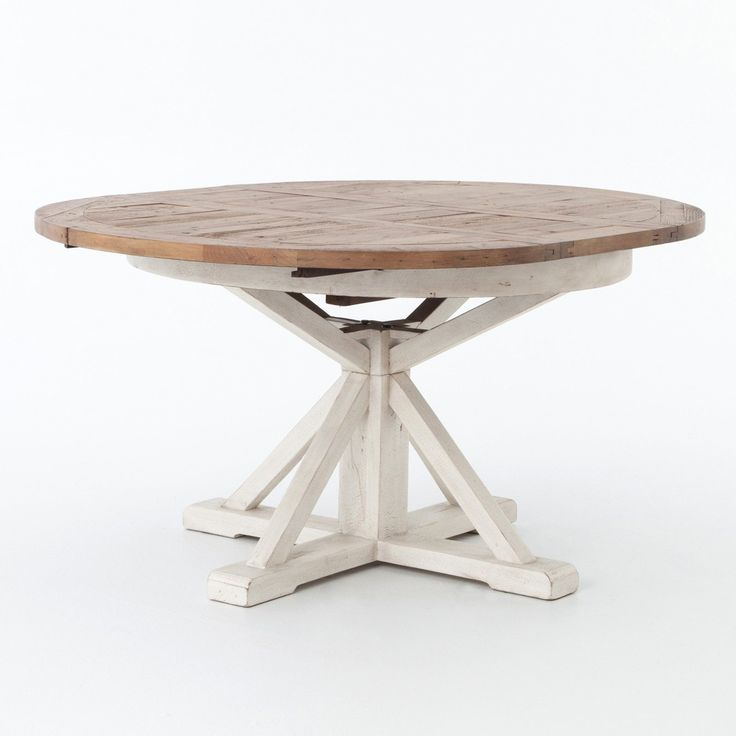 Four Hands Cintra Extendable Dining Table   VCID 17 4237
