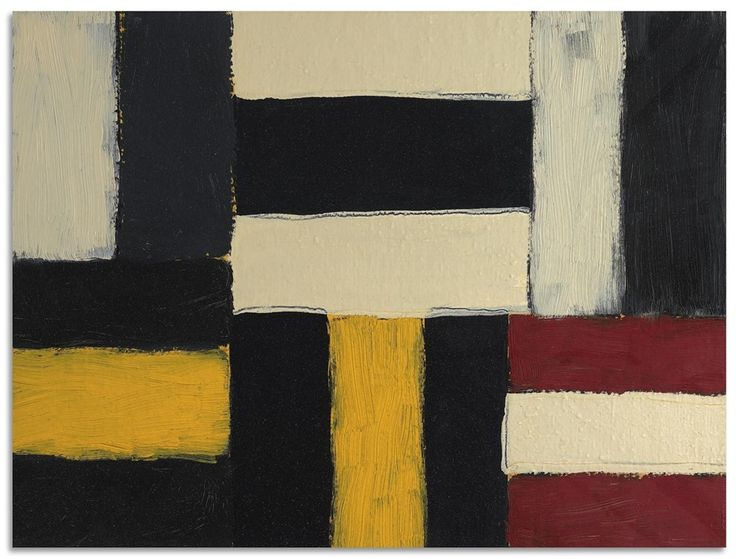60 Best Sean Scully Images On Pinterest Abstract Art