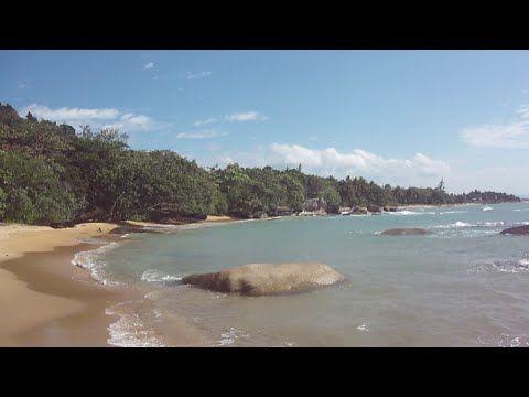 Pantai Temajuk Surga Diujung Indonesia - Kalimantan Barat
