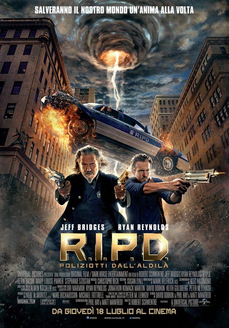 cover maniak!: R.I.P.D. - Poliziotti dall'aldilà (2013)