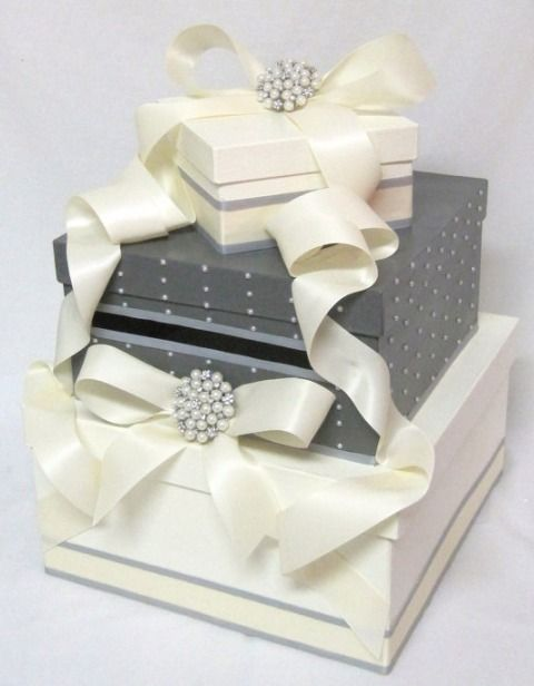DIY Wedding Card Box « David Tutera Wedding Blog • It's a Bride's Life • Real Brides Blogging til I do!