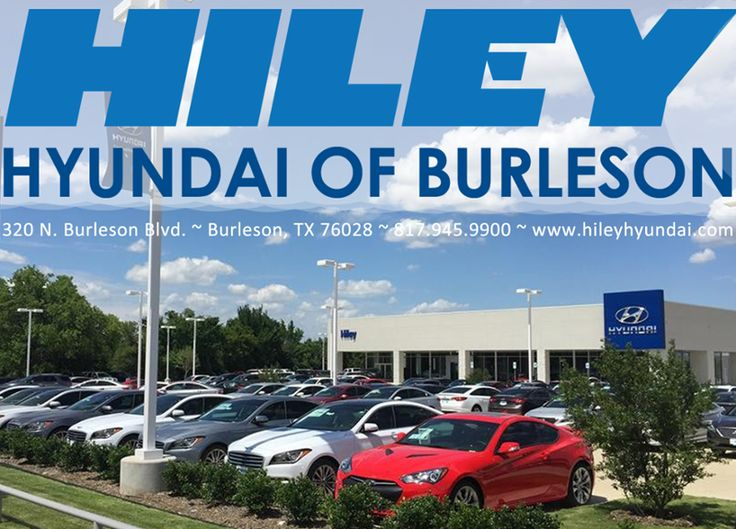 Hiley Hyundai of Burleson Customer Review  Found the vehicle through USAA car buying service (serviced through TrueCar.com). Very highly satisfied with Onye's low-pressure friendly approach to car sales. Thank you very much for your kindness and hospitality! Every interaction I had with the staff was exceptional and I expect to return the next time I am in the market for a new or used vehicle.  Ernest, https://deliverymaxx.com/DealerReviews.aspx?DealerCode=KNWA&ReviewId=62871  #Review…