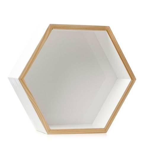 Home Republic Hexagonal Shelves - Homewares Home Decorations & Art - Adairs online