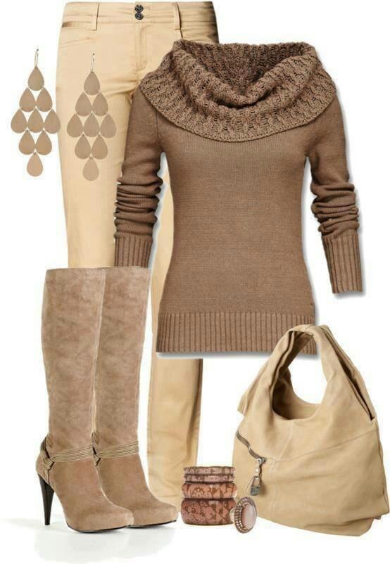 Winter Work Fashion Pinterest