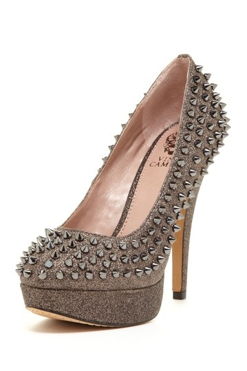 like to try these Madelyn Stud Pump by Vince Camuto on @HauteLook