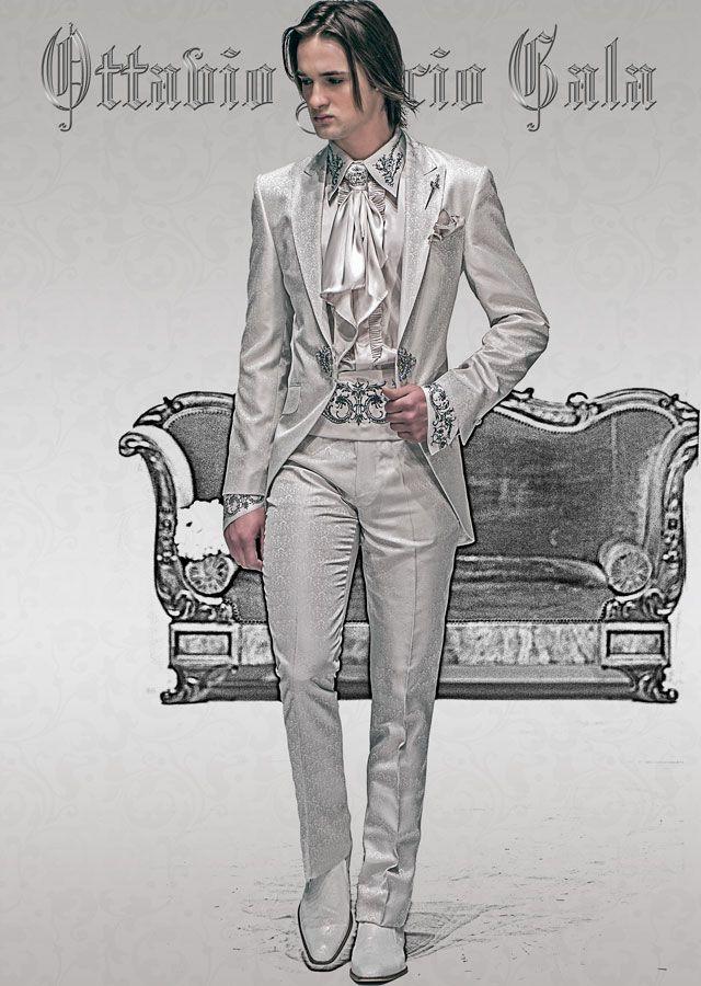 Italian wedding suits, model: B17-(527)