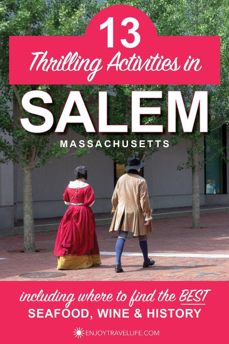 Boston To Salem Day Trip 13 Thrilling Attractions Beyond