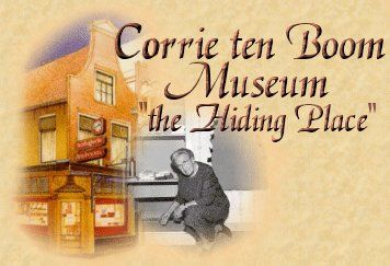 "Corrie ten Boom Museum - ""De Schuilplaats / The Hiding Place"""