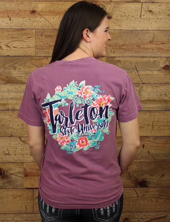 Dont be a cactus prick... get this Comfort Colors tee for every Tarleton State University fan