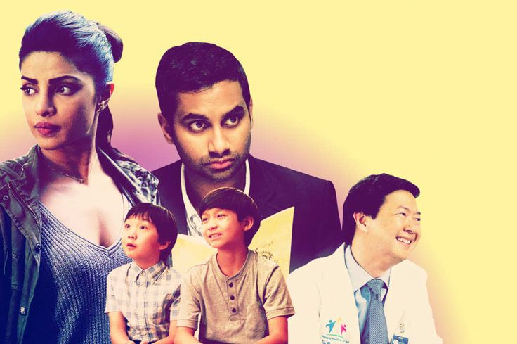 From Fresh Off the Boat to Master of None.