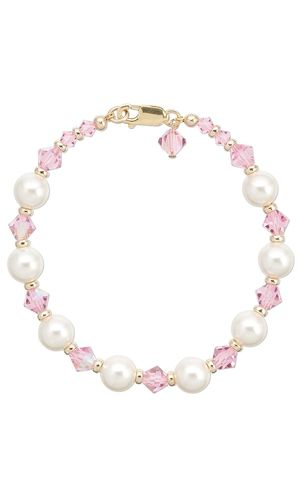 Bracelet with Swarovski® Crystal Beads and Swarovski® Crystal Pearl Beads - Fire Mountain Gems and Beads