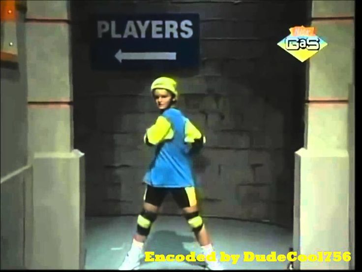 Nickelodeon GUTS Season 1 Theme No Mike O' Malley Intro