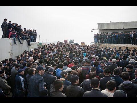 Дальнобойщики Дагестан Терпение кончилось