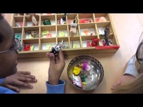 Elever samarbetar på särskolan