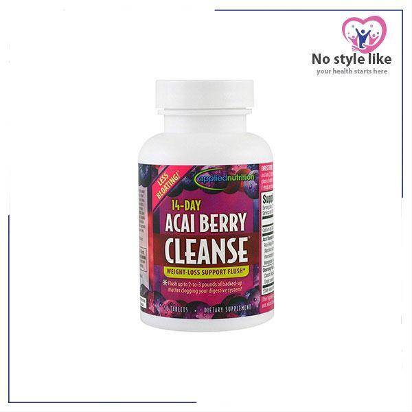 14day Acai Berry Cleanse Berry Cleanse Acai Berry Cleanse Acai Berry