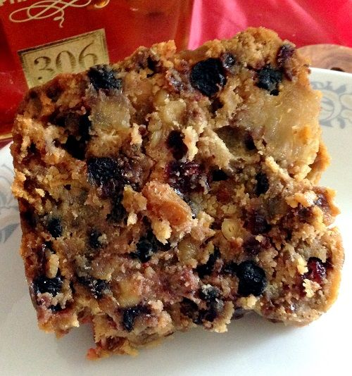 It's Time to Make Your Christmas Cake -- simple, customizable fruit cake recipe (you can use dried fruits instead of candied!)