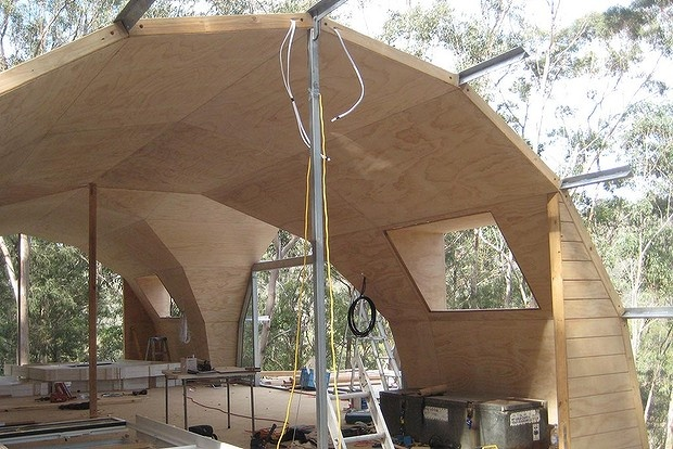 gary bullock 39 s kit home under construction article