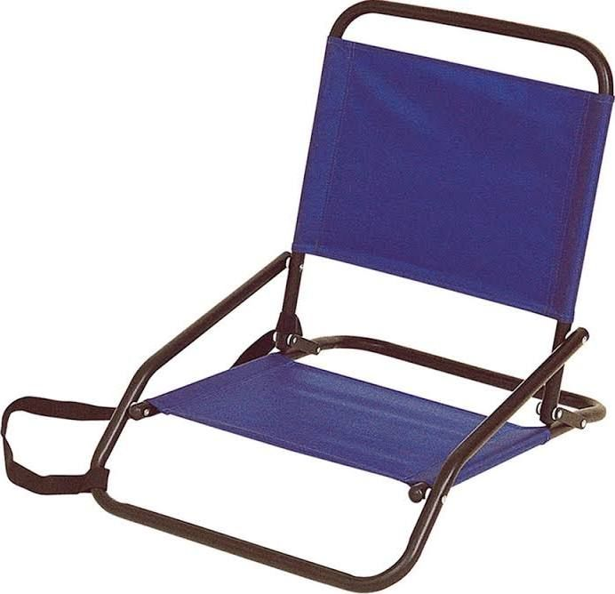 picnic chair low