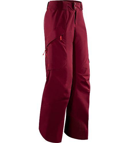Sarissa Pantalon Femme Pantalon de ski résistant à l'eau et isolant, conçu pour être assorti à la veste Sarissa pour un confort total par temps froid.