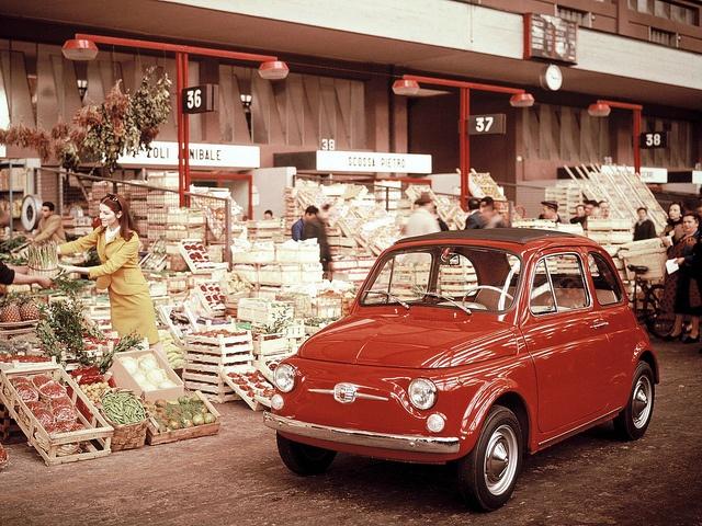 vintage #Fiat500