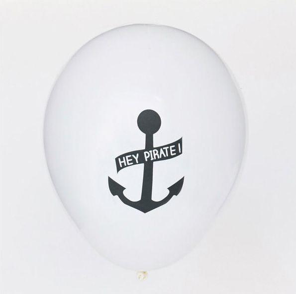 Little Luftballon Pirat bei www.party-princess.de