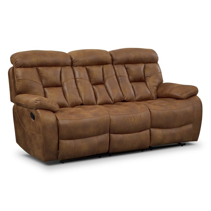 Dakota Ii Reclining Sofa American Signature Furniture