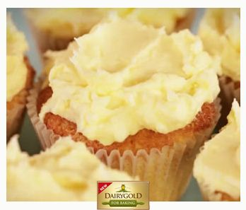 Butter Cream Icing with Dairygold
